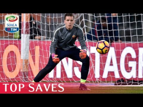 Top Saves Of  2016/17 - Serie A TIM - ENG