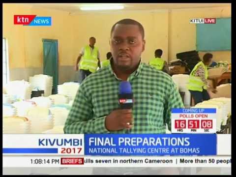 Kitui County: IEBC's final preparations ahead of the elections