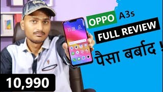 Oppo A3s Full Review in Hindi 5 Problems Paisa Waste
