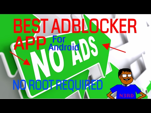 Best Adblocker App For Android (No Root Required)