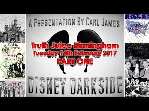 Disney Darkside 1/2 (Carl James@Truth Juice B'ham - 14/2/17)