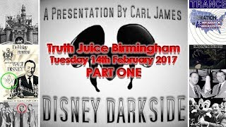 Disney Darkside 1/2 (Carl James@Truth Juice B'ham - 14/2/17)