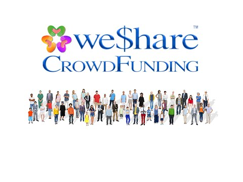 weShare CrowdFunding Short Overview