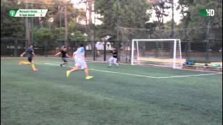 Mavişehir United - İzmir United - Maç Özeti / İZMİR / iddaa Rakipbul Ligi 2015 Açılış Sezonu