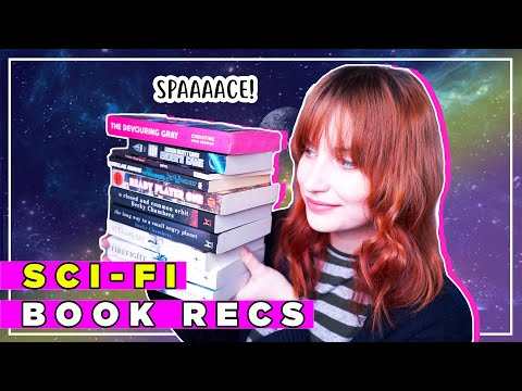MY FAVOURITE SCIENCE FICTION BOOKS   Sci-fi Book Recommendations