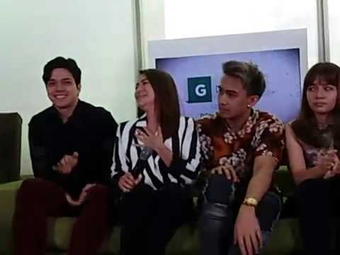 Elmo Magalona is thankful to Ms. Gina Lopez for including him in G Squad; He is excited for G Diari