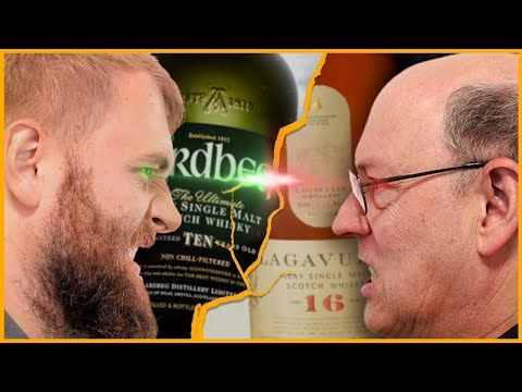 Ardbeg 10 Vs. Lagavulin 16 ⚡ Which Islay Whisky Is Better?