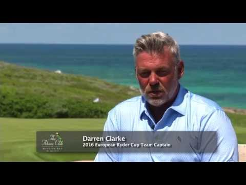 Darren Clarke on Captain's Picks & Captaining Euro Ryder Cup Team 2016
