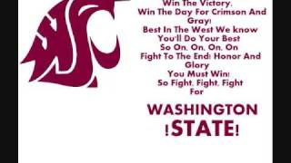 WSU Fight Song