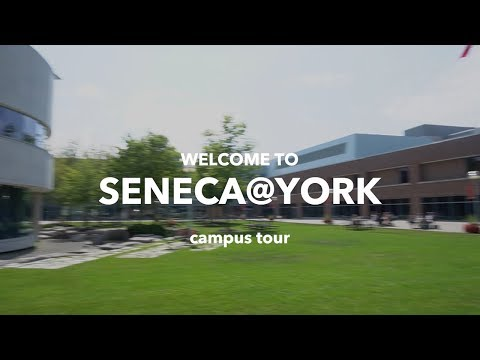 Seneca@York Campus Tour pt. 1