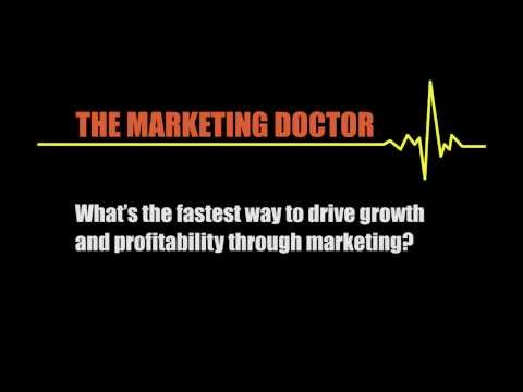 What's the fastest way to drive growth and profitability through marketing?