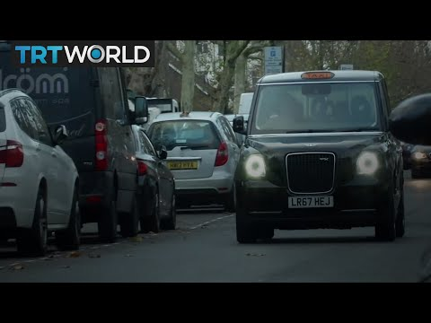Money Talks: London's black cabs go electric