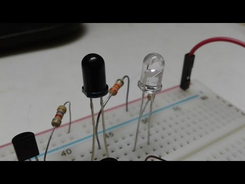 How to make simple proximity sensor