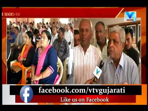 Bavla: Municipal elections to be held peacefully, 500 people came together | Vtv News