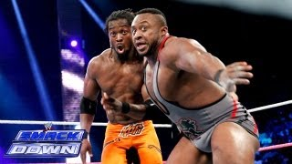 Kofi Kingston vs. Big E Langston: SmackDown, Oct. 4, 2013