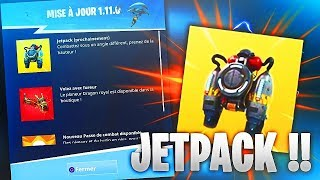 NOVO ' JETPACK ' ' ULTRA CHEAT BIENTOT no Fortnite Battle Royale!!!!!! (CA ME CHOQUE)