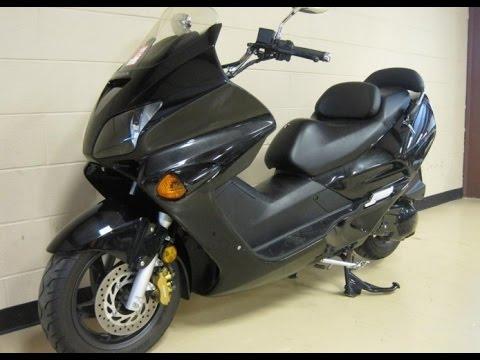 Honda Reflex 250 - 2001 - YouTube