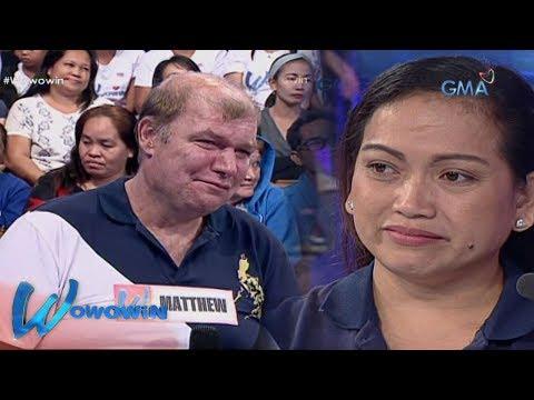 Wowowin: Amerikanong nagpaka-Pinoy para sa kasintahan