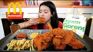 MUKBANG AYAM SPICY MCD (SPICY CHICKEN)