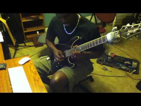 Al Joseph - The Sleepwalker Part 1: Tears of Dagon Solo - Part 1