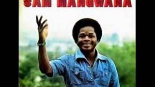 SAM MANGWANA - Souzana Koulibali.wmv