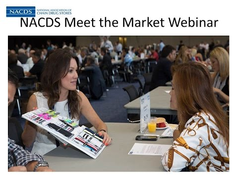 Maximize your time at Meet the Market | 2015 Total Store Expo  | NACDS