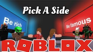 The FGN Crew Plays: ROBLOX - Pick A Side (PC)