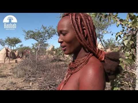 Naakt Afrikaanse vrouwen