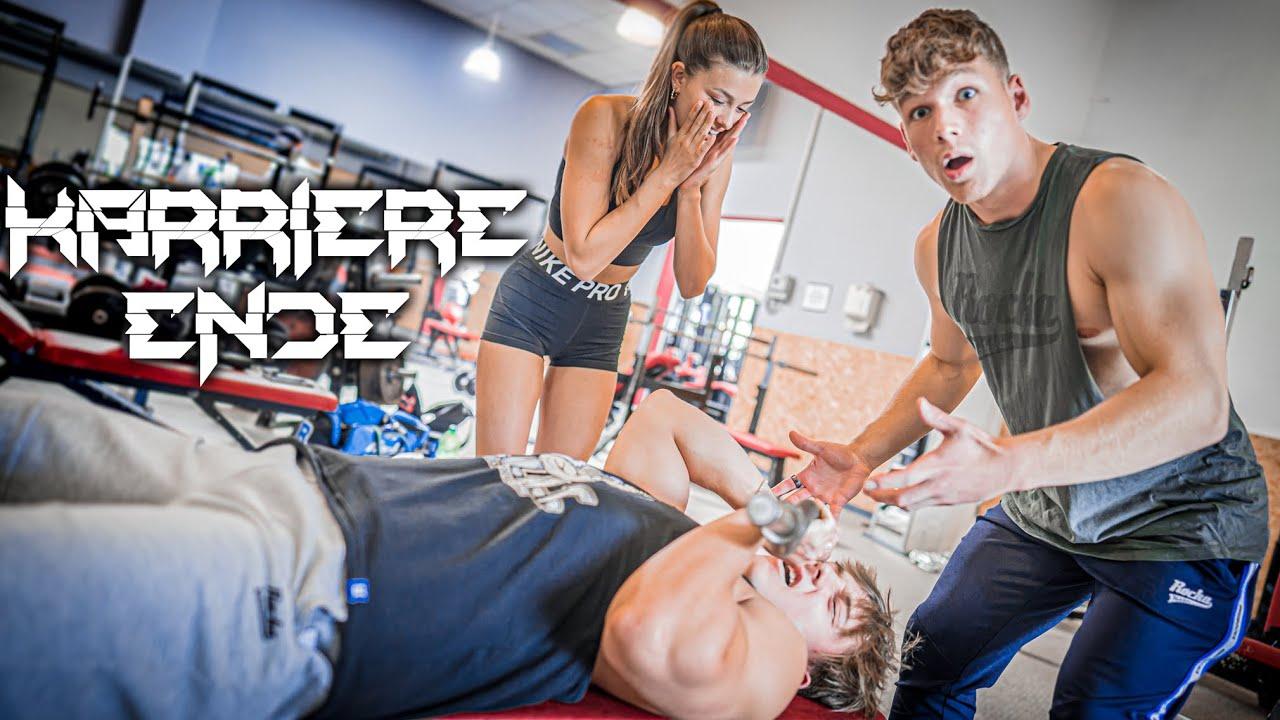 Marc f*ckt meine Bodybuilding Karriere..😱