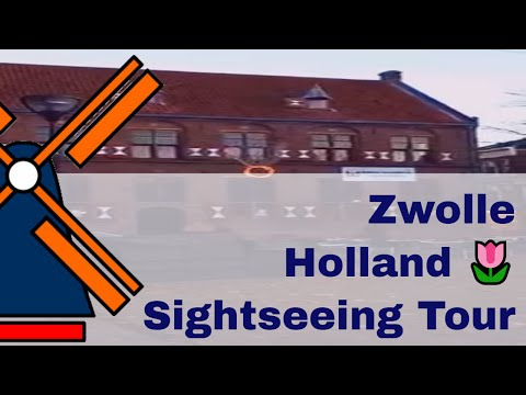 Hello from Holland 🌷 - Zwolle (this broadcast was featured by Twitter - Periscope!)