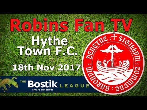 HIGHLIGHTS - Hythe Town F.C vs Carshalton Athletic F.C 18.11