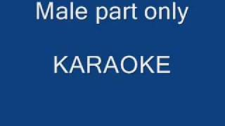 Whiskey Lullaby KARAOKE (male part only)