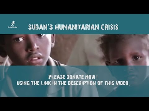 URGENT! Sudan's Humanitarian Crisis Please Help us to Help Them - Please Donate NOW!