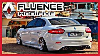 Renault Fluence modifiye
