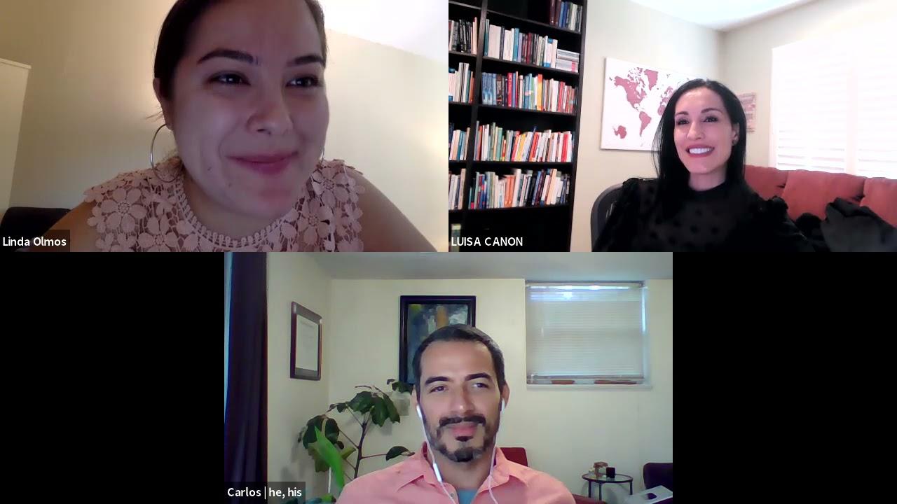 Entrevista con Dr. Rivera y Dra. Cañon (Terapeutas de TCC y ACT)