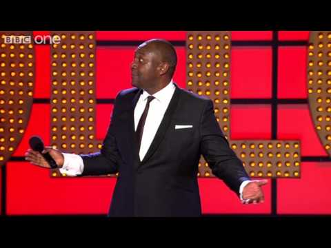 Lenny Henry 'If You Like Beyonce You Might Like Pink' - Live at the Apollo Series 6 Ep 6 - BBC One