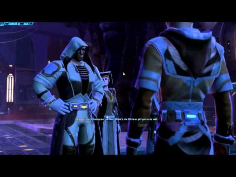 53. Let's Play Star Wars The Old Republic (Jedi Guardian) - Defense Respec and Orgus Din's Return