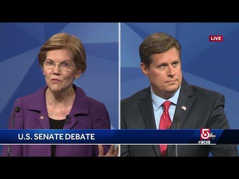 Senate candidates debate if Warren should have released DNA test