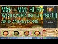 MMVI+MMVII High Resolution Windowed Including UI and Animations