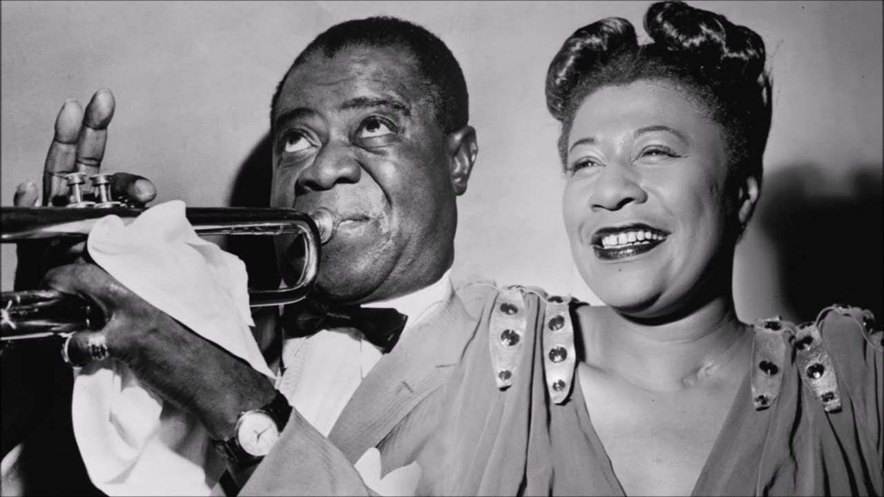 Ella Fitzgerald and Louis Amstrong - Cheek To Cheek