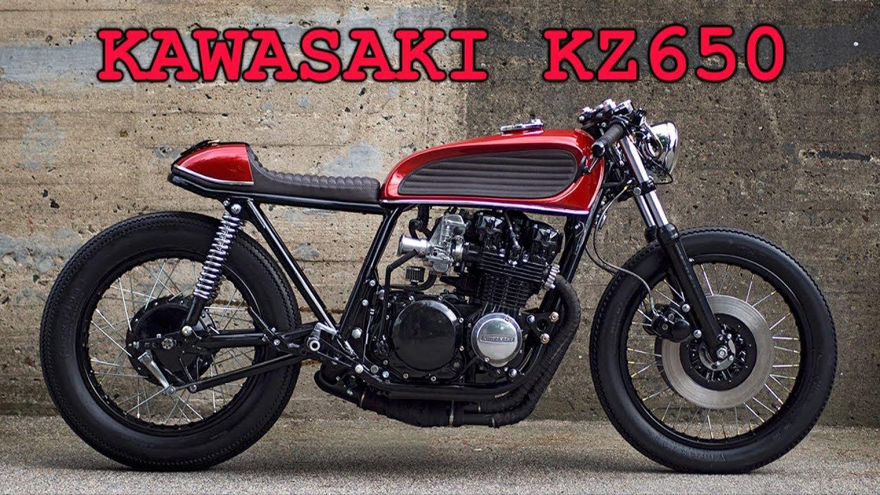 kawasaki kz650 cafe racer youtube. Black Bedroom Furniture Sets. Home Design Ideas