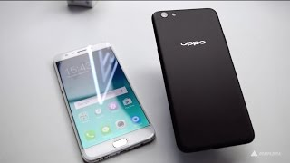 Oppo F3 plus hands on review [CAMERA, GAMING, BENCHMARKS]