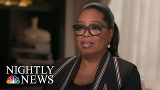 Oprah Speaks To Tell Story Of Henrietta Lacks, The Woman Who Changed Medicine | NBC Nightly News