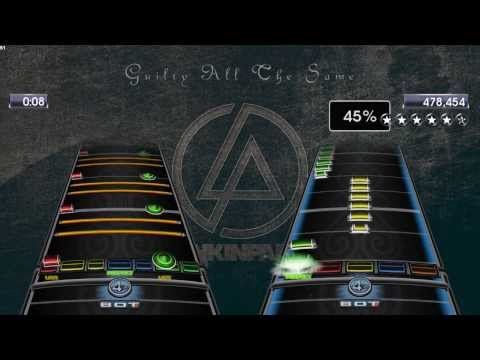(Phase Shift) Linkin Park - Guilty All The Same (Expert+ Drums/Guitar)