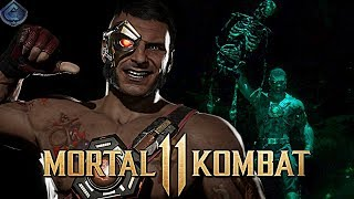 Mortal Kombat 11 Online - KLASSIC KANO FATALITY!