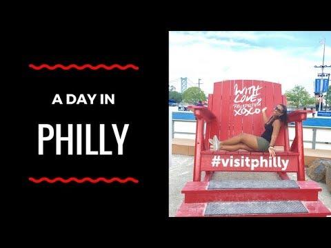 A Day in Sunny Philadelphia, PA