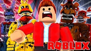 ROBLOX Five Night's At Freddy's ANIMATRONICS UNIVERSE - FNAF 4