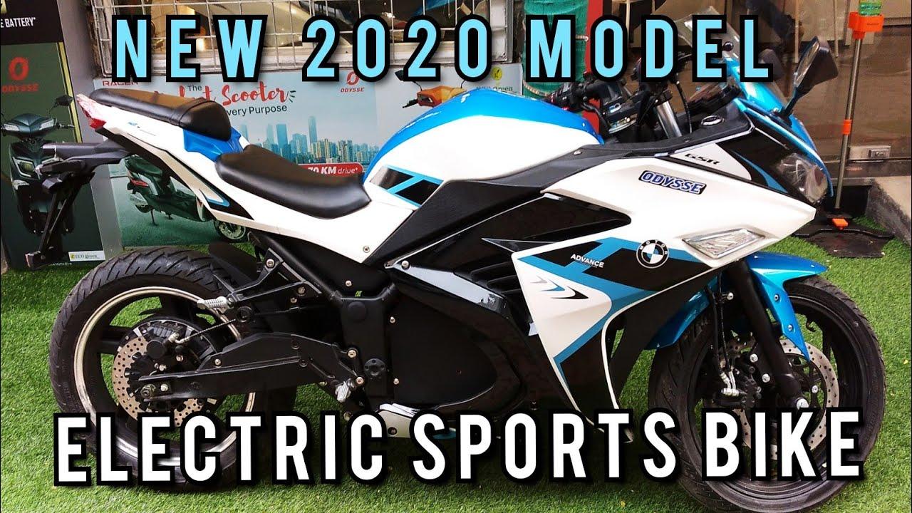 Electric Sports Bike 2020 New Model