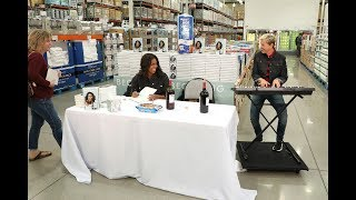 Michelle Obama and Ellen DeGeneres head to Costco for a Becoming book signing