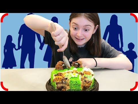 Кто Съел Весь Торт? Что скажут гости?